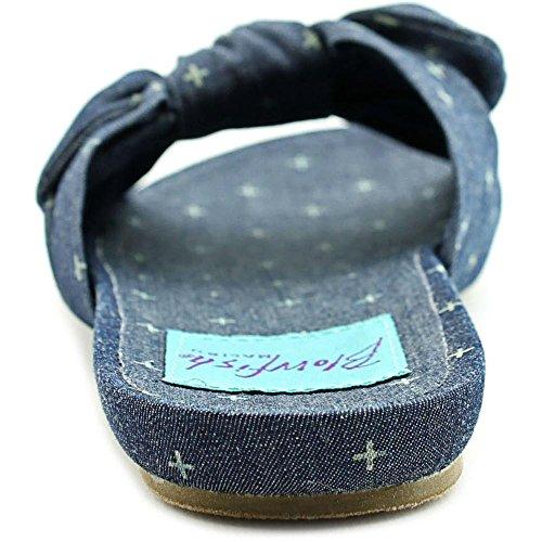 Ginah Streel Cozumel Minen Sandal Women's Blowfish Grey P81qZaZw