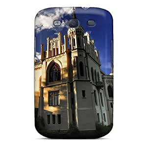AeY627qyKv Whcases Beautiful Restored Castle Feeling Galaxy S3 On Your Style Birthday Gift Cover Case