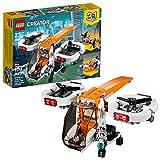 LEGO Dron de exploración Juguete de Construccion para Niños
