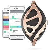 Bellabeat Leaf Urban Health Tracker/Smart Jewelry, Rose Gold Edition