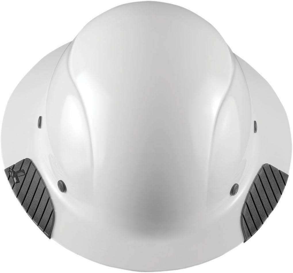 LIFT Safety HDF-15WG DAX Hard Hat, White - -