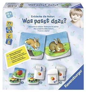 Ravensburger 04425 - Ministeps Was passt dazu