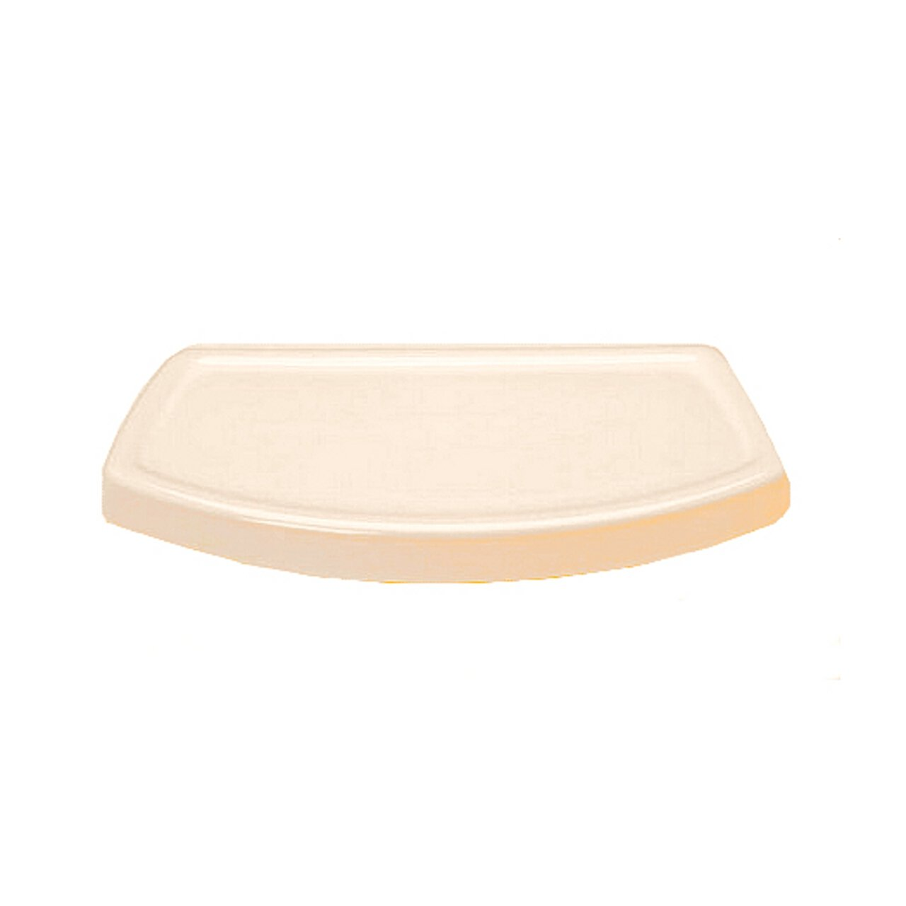 American Standard 735121-400.021 Cadet and Glenwall Right-Height Toilet Tank Cover for Models 4021, Bone by American Standard