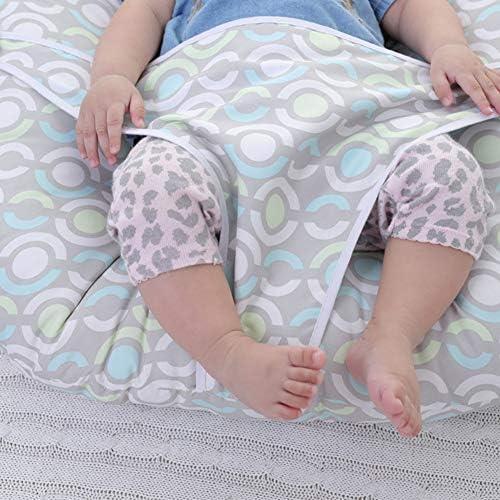 WANGXN Almohada de Lactancia para bebés Síndrome de Cabeza Plana ...