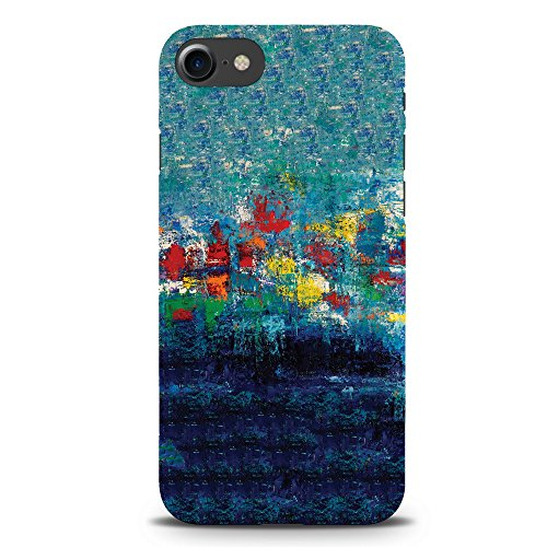 Koveru Back Cover Case for Apple iPhone 7 - Colored brushes