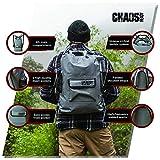CHAOS READY | Waterproof Backpack – Durable Heavy
