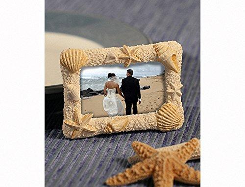 Beach Themed Photo Frame, 1 - Shell Sea Frame