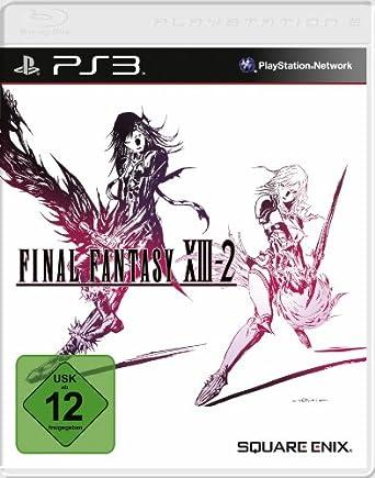 Final Fantasy Xiii 2 Software Pyramide Playstation 3 Amazon