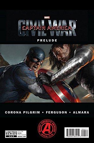 Read Online Marvel's Captain America Civil War Prelude #4 (Of 4) ebook