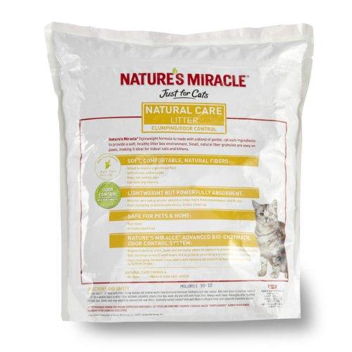 Nature S Miracle Corn Cob Litter