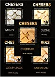 dry cheese - Chesers Freeze Dried Cheese 10ct (Variety pack)