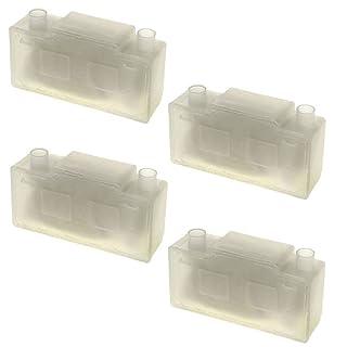 Spares2go Anti escala cartucho de filtro para Morphy Richards 4228842296generador de vapor de hierro (Pack de 4)