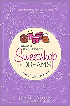 Image result for sweetshop of dreams by jenny colgan