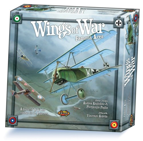 Wings Famous (Wings of War WWI: Famous Aces)
