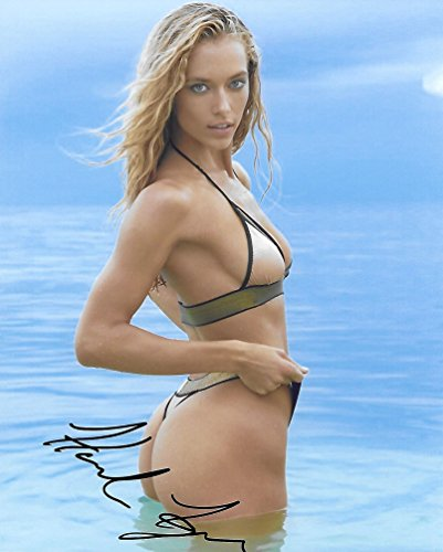 Hannah Ferguson, Model, Signed, Autographed, 8X10 Photo, a COA With The Proof Photo of Hannah Signing Will Be Included