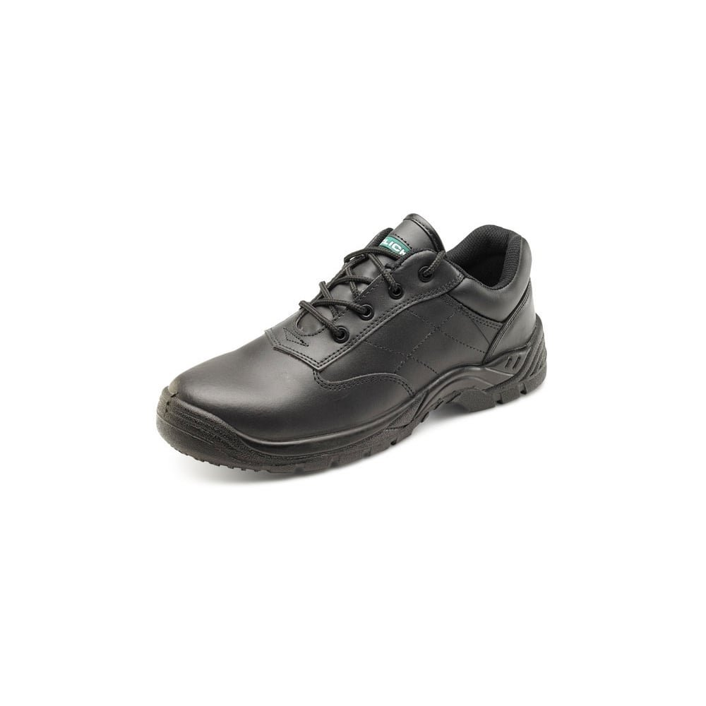 1f37fe708fe B-Click Footwear Composite Safety Shoes S1P Black