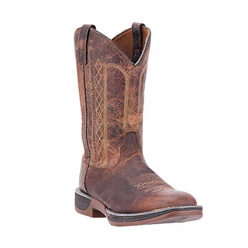 Tan Boots Laredo Square Laredo Toe Tan Bennett Mens Mens YTxPT0