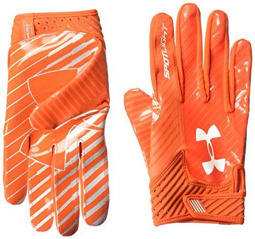 Under Armour Men's Spotlight Football Gloves – DiZiSports Store
