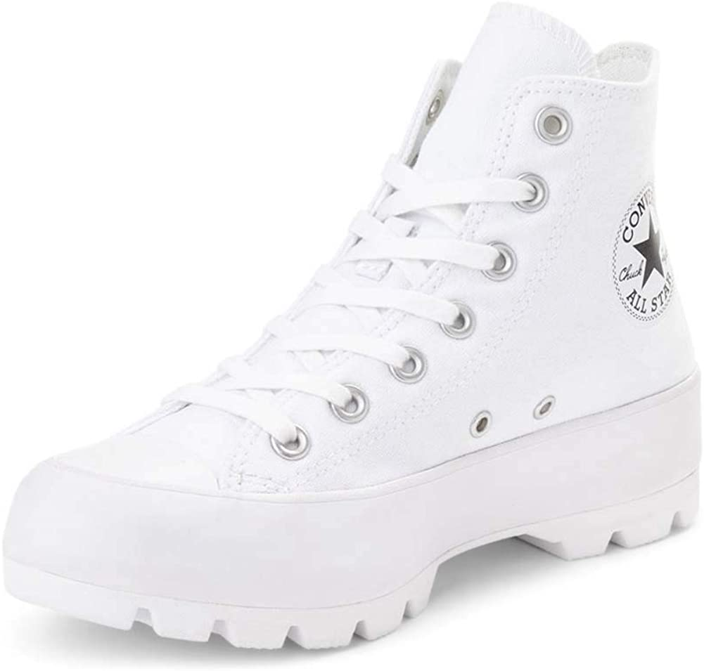 emoción Acechar Masaje  Amazon.com | Converse Womens Chuck Taylor All Star Lugged Sneaker | Fashion  Sneakers
