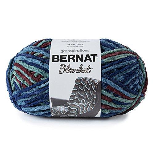 Bernat Blanket Yarn, 10.5 oz, Persian Rug, 1 Ball