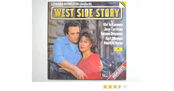 West Side Story Highlights LP Deutsche Grammophon 4159631 EX/EX ...