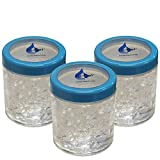 Prestige Import Group - Humidifier Crystal Gel Jar - 2oz. - 3 Jar...