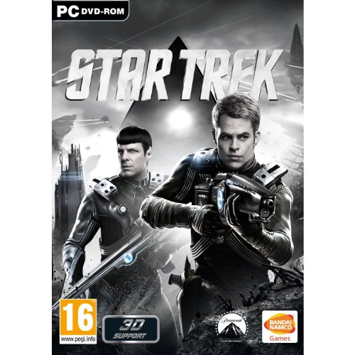Star Trek (PC DVD) (UK IMPORT) (Star Trek 360)