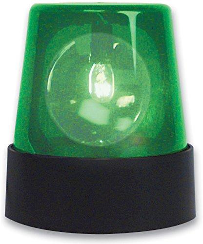 Party Disco Flashing Green Beacon
