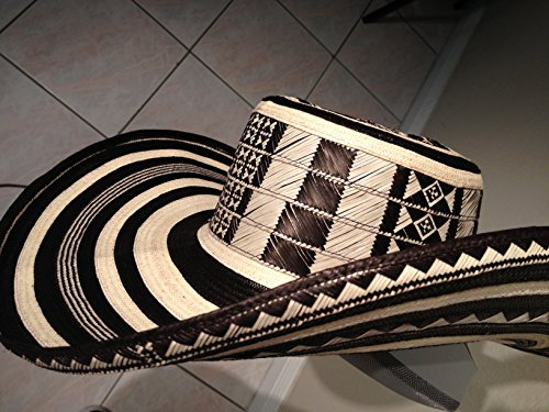 Beautiful Colombian Sombrero Vueltiao Made By Colombian Artisans