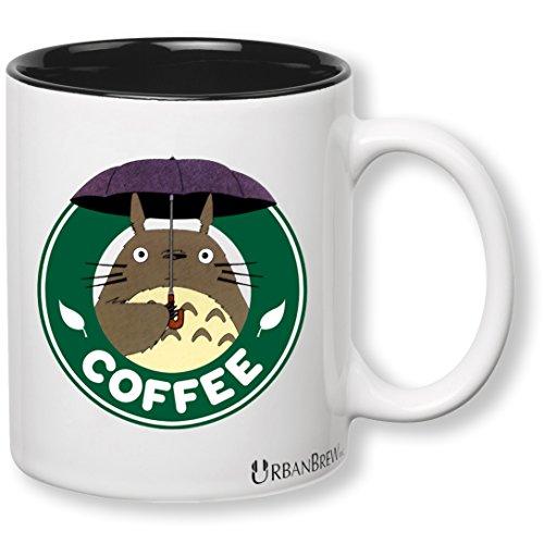 Totoro Anime Cat Starbucks Mug - Perfect gift for all ANIME fans - UrbanBrew LLC