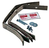 Quakehold! 4163 15-Inch Furniture Strap Kit, Beige