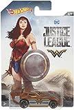 Hot Wheels Justice League 7 Car Set Batman,Flash,Wonder Woman,Cyborg,Aquaman,Superman