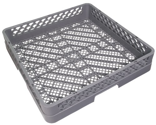(Crestware RBFS B00857WCTC Dish Rack, Stanard, Silver)