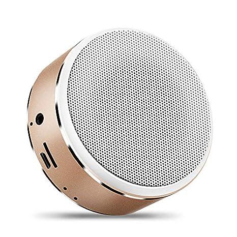 Aoile - Altavoz portátil con Bluetooth, Manos Libres, MP3 ...