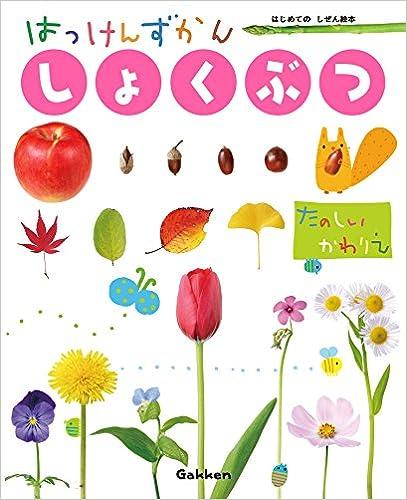 ダウンロードブック しょくぶつ (はっけんずかん) 3~6歳児向け 図鑑 無料のePUBとPDF