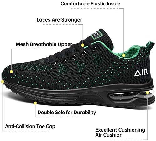 51oDUdWu0dL. AC Autper Mens Air Athletic Running Tennis Shoes Lightweight Sport Gym Jogging Walking Sneakers US 6.5-US12.5    Product Description