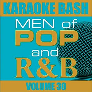 Karaoke Bash: Men of Pop and R&B Vol 30: Amazon.com.mx: Música