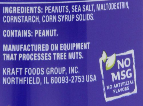 029000076501 - Planters Dry Roasted Peanuts Lightly Salted 16 oz (Pack of 12) carousel main 9