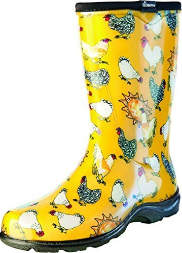 Principle Plastics Inc-Sloggers Womens Waterproof Comfort Bo