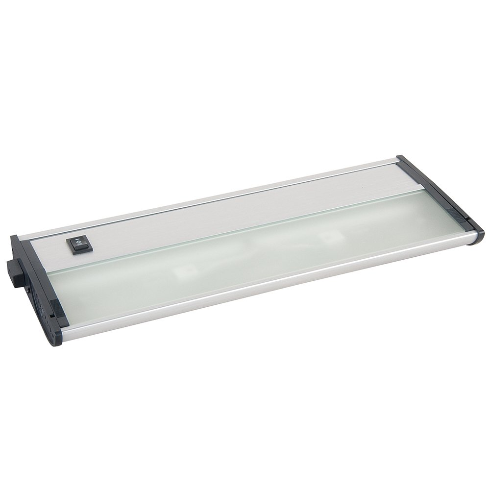 Maxim Lighting 87461AL Two Light Bar Light, Brushed Aluminum
