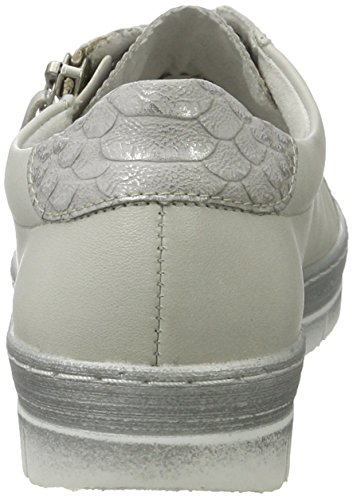 silve Shark Silver Remonte Women Up Lace beige Offwhite offwhite D5800 Shoes 80 shark xv0qT7gvw