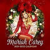 Mariah Carey 2021-2022 Calendar: 18 Months, with