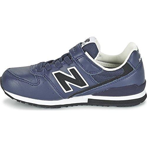 schwarz Schuhe New KV996 wei 鈥� Balance Velcro Lifestyle blau 6v0R07qxn