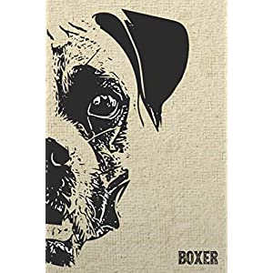 Boxer Notebook: Stylish Lined Notebook For Boxer Dog Lovers (Pedigree Prints Dog Breed Notebooks and Journals) 7
