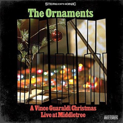 A Vince Guaraldi Christmas, Live at Middletree (Charlie A Guaraldi Brown Christmas Vince)