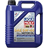 Liqui Moly 2332 Leichtlauf High Tech 5W-40 Engine Oil - 5 Liter