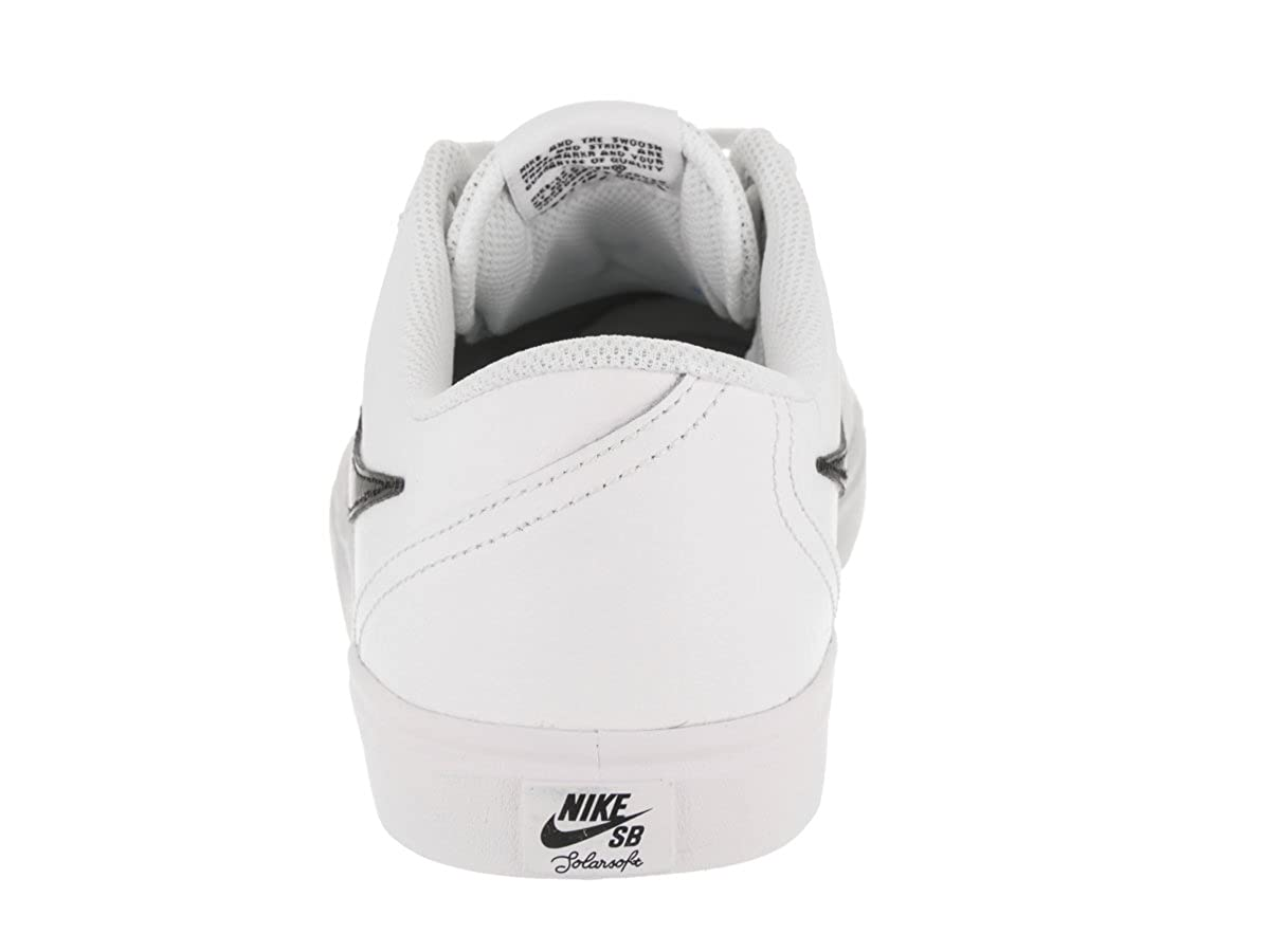 reputable site b906d a19b5 Amazon.com   Nike SB Check Solar Trainers   Fashion Sneakers