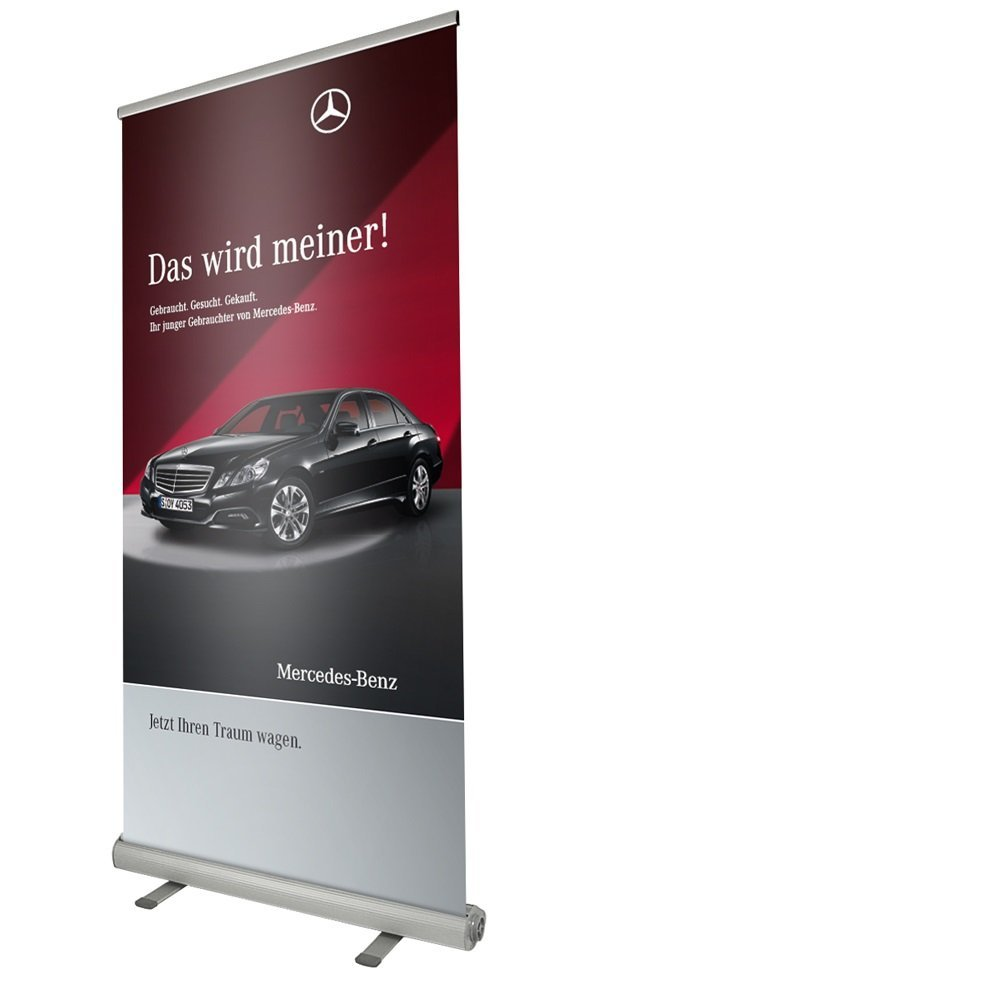 Display pull up banners the best banner 2017 for Stand roll up