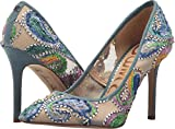 Sam Edelman Women's Hazel Pumps, Blue Multi, 4.5 B(M) US