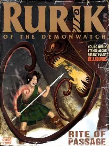 Rurik Of The Demonwatch: Rite Of Passage